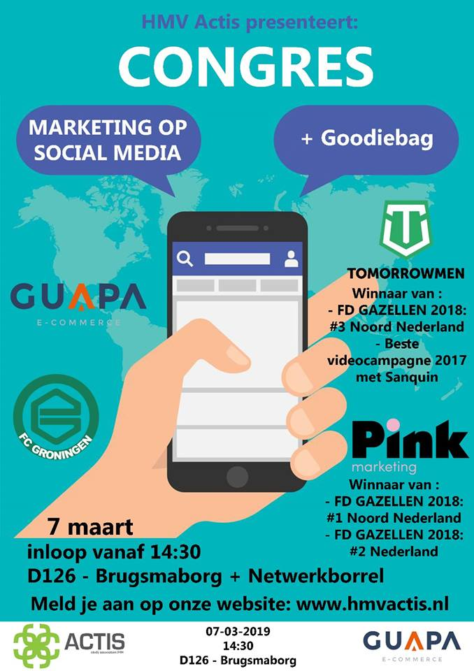 Congres: social media and neuro marketing