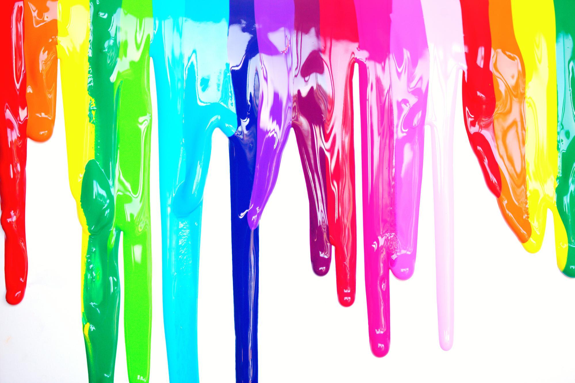 De kleur van succes