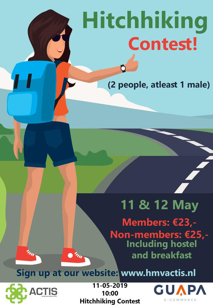 Hitchhiking contest