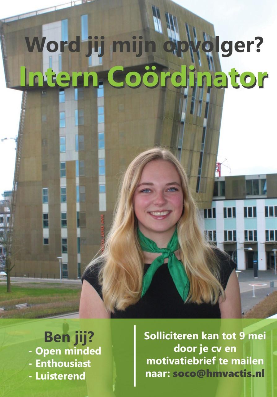 Word jij de nieuwe Intern Coördinator?